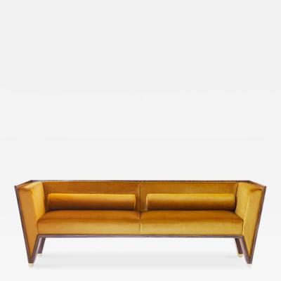 Troy Smith Wedge Sofa