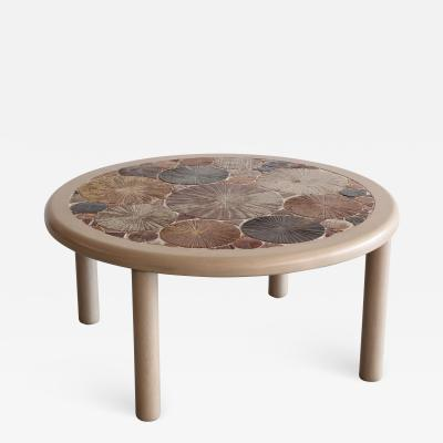 Tue Poulsen CERAMIC COFFEE TABLE BY TUE POULSEN