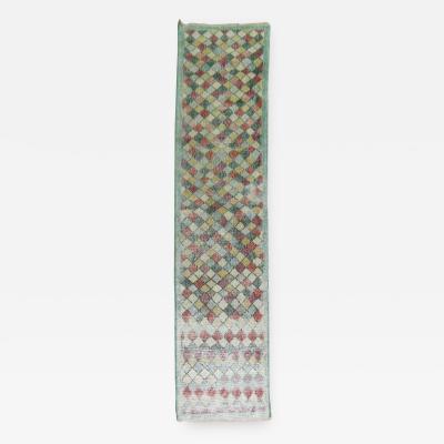 Turkish Deco Runner rug no 30386