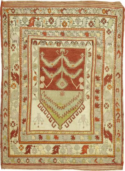 Turkish Melas Prayer Rug rug no 29446