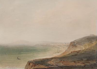 Joseph MALLORD WILLIAM Turner Fano on the Adriatic