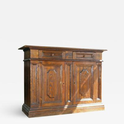 Tuscan Chestnut Wood Credenza