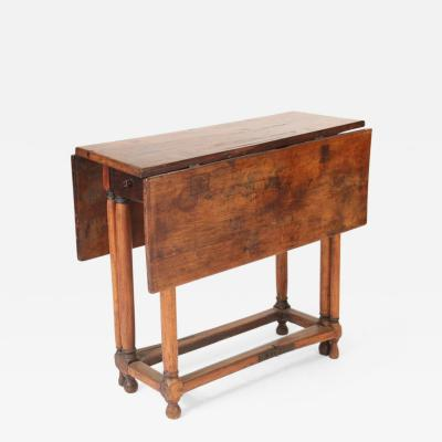 Tuscan Drop Leaf Table