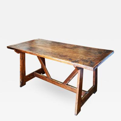 Tuscan Farm Table Circa 1800