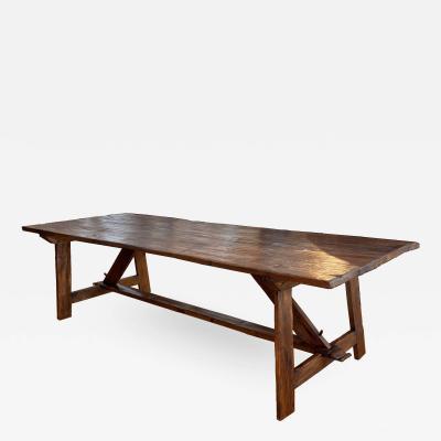 Tuscan Refectory Farm Table