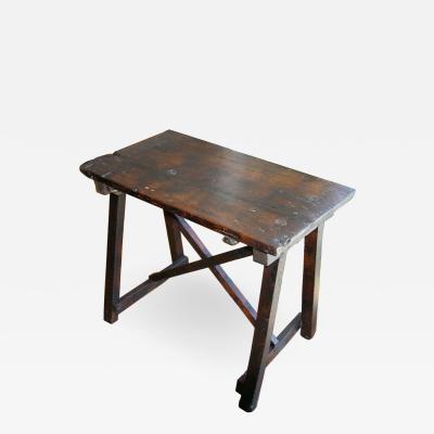 Tuscan occasional table Circa 1850