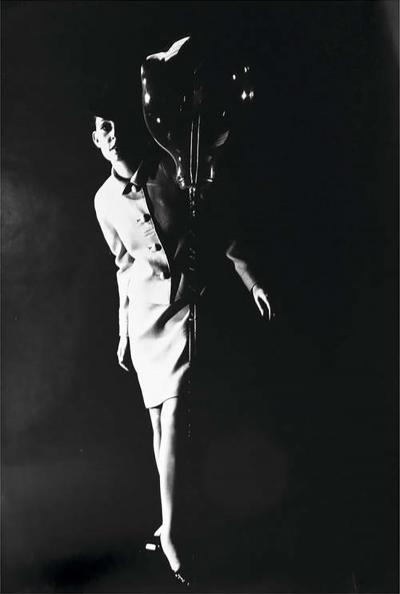 Two Fashion Photographs Tiziani Archives