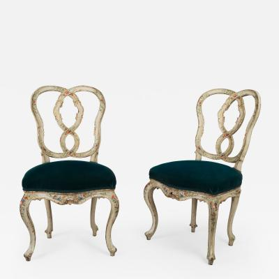 Two Matched Chairs