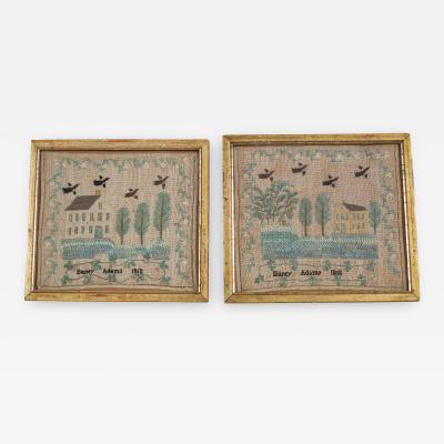 Two Sisters Sampler Pair