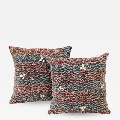 Two Vanjari Cushions