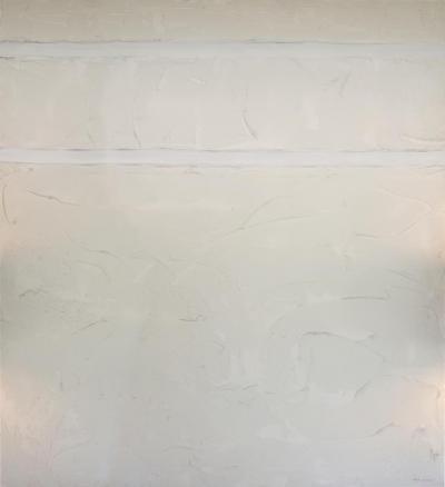 Twyla Gettert Balance Acrylic on Canvas by Twyla Gettert