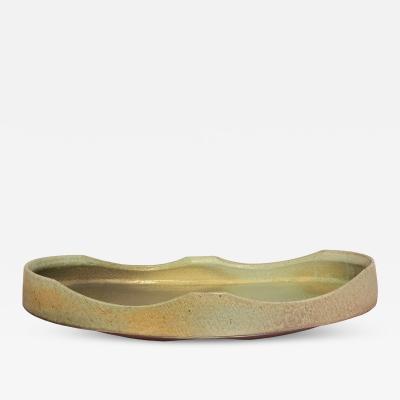 Tyler Gulden Stoneware tray by Tyler Gulden