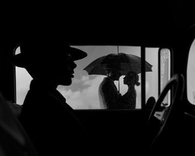 Tyler Shields The Couple Out The Window