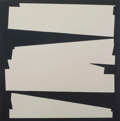 Ulla Pedersen Cut Up Canvas I 6