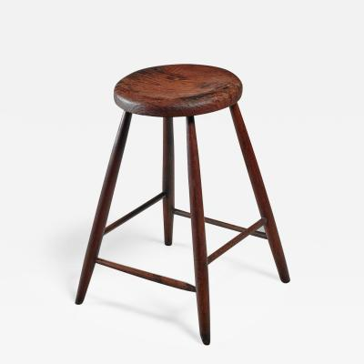 Unique Studio Crafted Bar Stool American turn of the century
