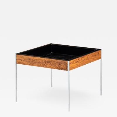 Uno Osten Kristiansson Plant Stand Produced by Luxus