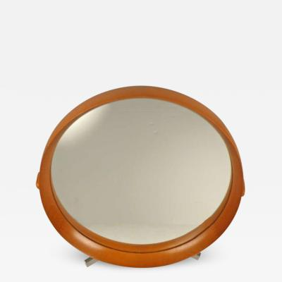 Uno Osten Kristiansson Scandinavian Modern Mirror