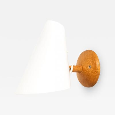 Uno Osten Kristiansson Wall Lamps Produced by Luxus