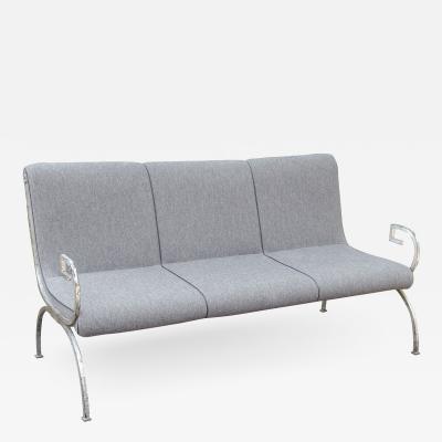 Unusual Iron Sofa