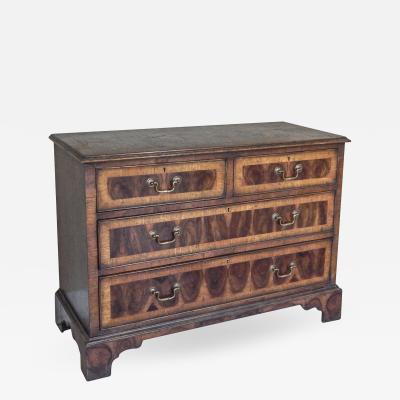 Unusual Marquetry Dresser