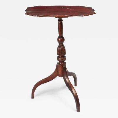Unusual Tilt Top Candlestand