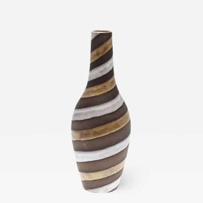 Upsala Ekeby Art pottery vase