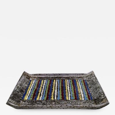 Upsala Ekeby Ceramic tray