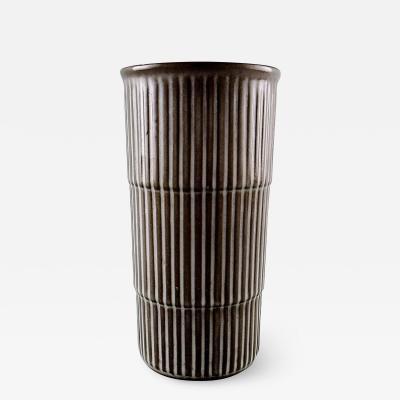 Upsala Ekeby Lena ceramic vase