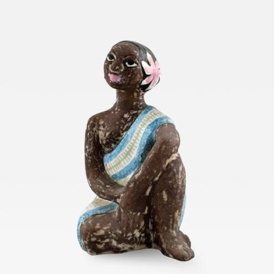 Upsala Ekeby MARI SIMMULSON figure ceramics Upsala Ekeby