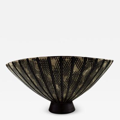 Upsala Ekeby Mari Simmulson for Upsala Ekeby ceramic dish bowl