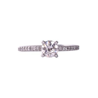 VS Diamond Engagement Ring