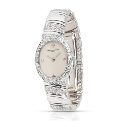 Vacheron Constantin Absolues 27036 PB Women s Watch in 18kt White Gold