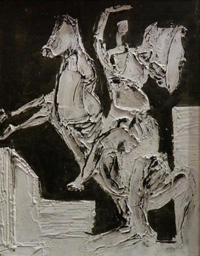 Vaclav Vytlacil Classic Figure