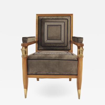 Vadim Androusov Vadim Androusov Mid Century Arm Chair
