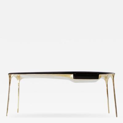 Valentin Loellmann Brass desk