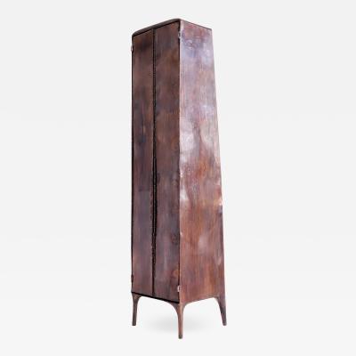 Valentin Loellmann Copper cabinet