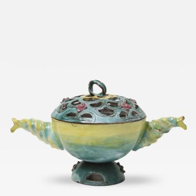 Valley Wieselthier Lidded Bowl by Valley Wieselthier