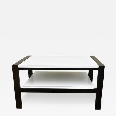 Van Keppel Green Coffee Table with Pull Out Shelf by Van Keppel Green