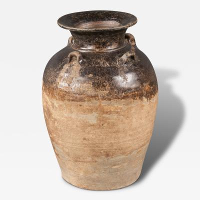 Vase from Northern Thailand 14th 16th Century