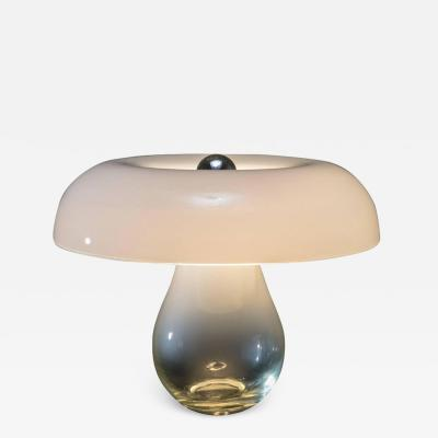 VeArt Murano Glass Table Lamp Attributed to VeArt