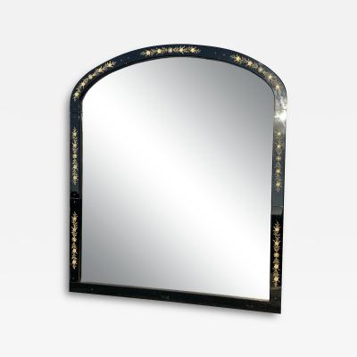 Venetian Glass Arched Wall Mirror