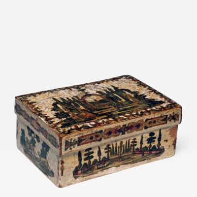 Venetian Small Box circa 1735 1745