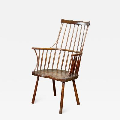 Vernacular Windsor Comb Back Chair