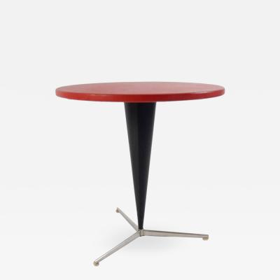Verner Panton Cone Table by Verner Panton