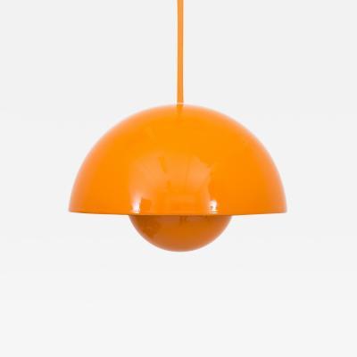 Verner Panton Flowerpot Pendant Lamp