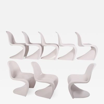 Verner Panton Panton chair 1967 for Herman Miller