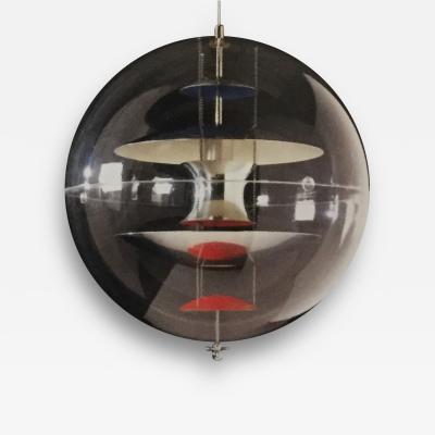 Verner Panton Verne Panton V P Hanging Globe Light