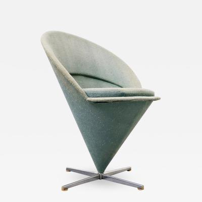 Verner Panton Verner Panton Cone Chair 1st Edition