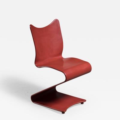 Verner Panton Verner Panton S 275 chair for Thonet