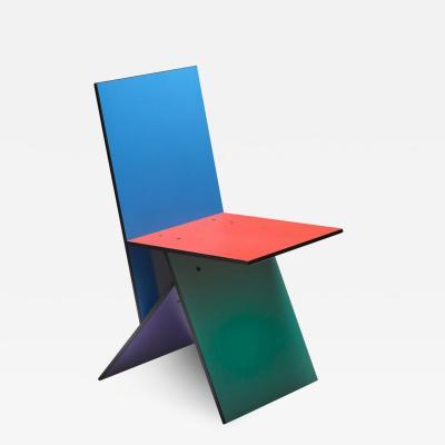 Verner Panton Verner Panton Vilbert Chair for Ikea 1990s